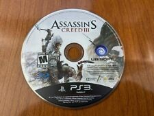 ASSASSIN'S CREED III (PLAYSTATION 3 PS3) - DISC ONLY
