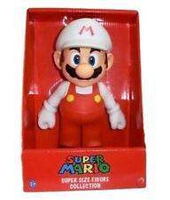 """Super Mario Bros. Fire Mario 9"""" Vinyl Figure"""