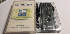 Chris Rea ?– New Light Through Old Windows K7 CASSETTE WEA ?– 243 841-4