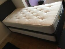 single bed with pull out bed with mattress