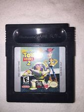 Toy Story 2 (Nintendo GameBoy Color) GBC Game Cartridge Vr Nice!