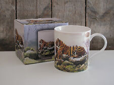 The Leonardo Collection - Kaffee Becher / Tasse - Tiger - wilde Tiere