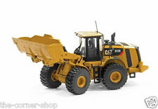 TONKIN Replicas 1/50 Diecast CAT Caterpillar 972k Pala gommata in Giallo tr10005