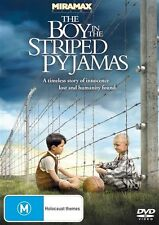 M13 BRAND NEW SEALED The Boy In The Striped Pyjamas (DVD, 2009)
