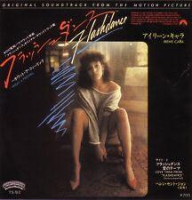"MINT 7"" JAPAN PICTURE SLEEVE FLASHDANCE / LOVE THEME IRENE CARA GIORGIO MORODER"