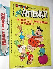 hanna/barbera - BRACCOBALDO presenta GLI ANTENATI n.107 - maggio 1970  mondadori
