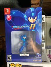 Mega Man 11 For Nintendo Switch Amiibo Edition 30th Anniversary NEW