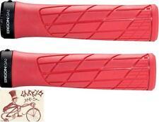 ERGON GA2 RED LOCK-ON BICYCLE GRIPS