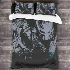 Alien vs. Predator Bedding Set 3Pcs Duvet Cover Pillowcases Comforter Cover Set