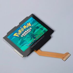 Game Boy Advance SP IPS Screen Backlit LCD Kit V2
