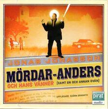 CD HÖRBUCH SCHWEDISCH: Mördar Anders Och Hans Vänner,Jonas Jonasson, Schweden