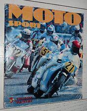 ALBUM PANINI MOTO SPORT 1979 COMPLET 324 IMAGES