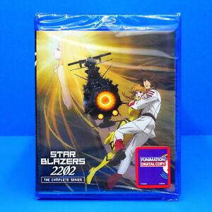 Star Blazers: Space Battleship Yamato 2202 Blu-ray Complete Anime Season 2