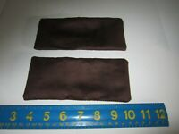 1/6 scale action figures horse saddle blanket, (blanket only) BROWN