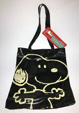 Vintage - Peanuts - Snoopy - Tote, Bag - Black & White -  New With Tags