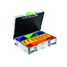 Festool Systainer T LOC SYS 1 Box 497694 Sortierbox mit Kunststoffbehältern