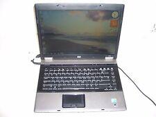 HP 6730b 15.4 Core2Duo P8600 2.4GHz 2GB Ram 320GB Hdd WIN7 64Bit /Office 2013