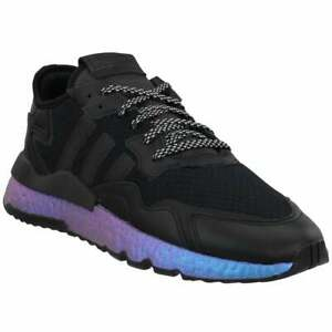 adidas Nite Jogger Lace Up  Mens  Sneakers Shoes Casual