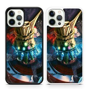 Thanos Marvel Superhero Villain Captain America Avengers Phone Case Cover