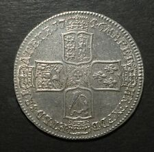 More details for george ii 1746 half crown. lima