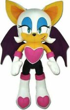 Sonic the Hedgehog Rouge Plush Large 21-inch Plush New Authentic. In Stock!
