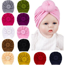 Winter Warm Cap Beanie  Cotton  Hat  Turban  Newborn Toddler  Baby Boy Girl