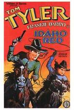 IDAHO RED Movie POSTER 27x40 Tom Tyler Patricia Caron Frankie Darro Barney Furey