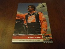2009 Press Pass Tony Stewart Card #8