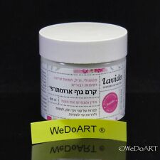 LAVIDO Aromatic Body Cream -Patchouli-Vanilla-Shea Butter & Beeswax 60ml-2FL.oz