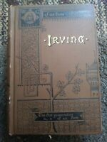 Washington Irving THE ADVENTURES OF CAPTAIN BONNEVILLE U. S. A 1st Edition