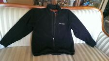 Harley Davidson herren Fleece Jacke Gr.L schwarz Windstopper Top