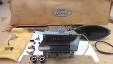 NOS 1969 1970 Ford Galaxie 500 PUSH BUTTON RADIO Original Accessory XL LTD