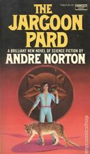 The Jargoon Pard (Good) Witch World / High Hallack Fawcett P2657 Andre Norton