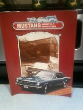 MUSTANG MONTHLY 1980 SEPT - RECOGNITION GUIDE '64½