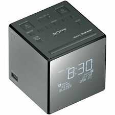 Sony XDR-C1DBP DAB/DAB+/FM Alarm Clock Radio