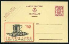 Briefmarken aus Belgien als Ganzsache