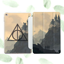 Potter iPad Pro 12.9 2018 Case Hogwarts iPad Pro 9.7 10.5 Smart Cover iPad Air 3