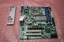 Intel Socket 775 Motherboard With Backplate DG41RQ E54511