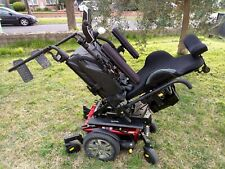 Quantum Edge 2.0 ilevel Electric Mobility Power Wheelchair Cost $17,000
