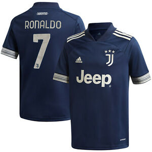 Ronaldo Juventus Men Away Jersey