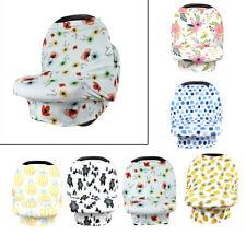 Nursing Cover Scarf for Mum Feeding Baby Car Seat Canopy Shopping Car Cover 1PC