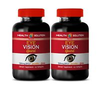 eye vision pills - POWERFUL EYE VISION GUARD - bilberry 2 Bottle 120 Softgels