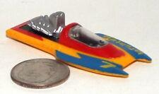 Small Micro Machine Plastic Hydro-Plane Power Motor Boat # 7 Tarantula
