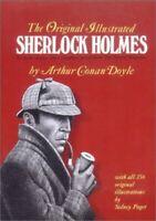 The Original Illustrated Sherlock Holmes by Doyle, Sir Arthur Conan Paperback