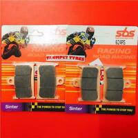 Suzuki GSXR 750 92 > 93 SBS Front Race Sinter Brake Pads OE QUALITY 624RS