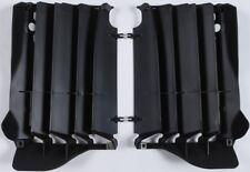 Polisport Black Radiator Louvers for Honda 2014-17 CRF 250R CRF250R 8455700001