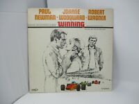 Winning Original Soundtrack LP Decca 1969 Dave Grusin Paul Newman