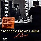 Sammy Davis, Jr. - Live [DVD] (Live Recording/+DVD, 2005) brand new & sealed