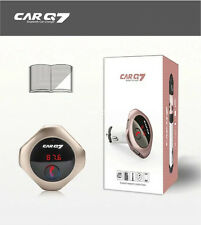 Car MP3 Player FM Transmitter Bluetooth Wireless High Quality Kit for Phone USA