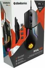 SteelSeries Rival 600 Dual Optical PC RGB Lighting 12000 CPI Video Gaming Mouse